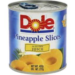 Photo of Dole Pineapple Slices