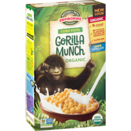 Photo of Envirokidz Organic Gorilla Munch Cereal - Gluten Free