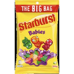 Photo of Starburst Babies 350g