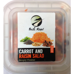 Photo of Bush Road Salad Carrot & Raisin 200g
