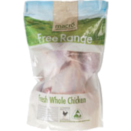 Photo of Macro Free Range Chicken Whole