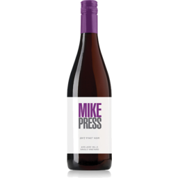 Photo of Mike Press Pinot Noir