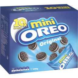 Photo of Oreo Minis Original 10x23gm