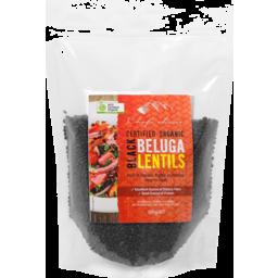 Photo of Chef's Choice Black Beluga Lentils 500gm