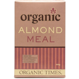 Photo of Organic Times Almond Meal