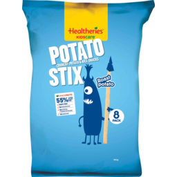 Photo of Healtheries Kidscare Potato Stix 160g