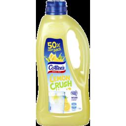 Photo of Cottee's Cottees 1l Lemon Crush