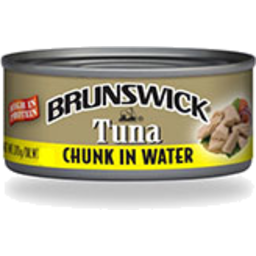 Photo of Brunswick Chunky Tuna In Water
