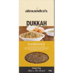 Photo of Alexandra's Traditonal Dukkah 120g