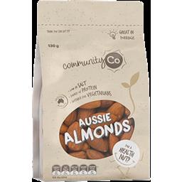 Photo of Community Co. Almonds 130g