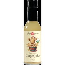Photo of Gin Gin Organic Ginger Juice 147ml