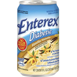 Photo of Enterex Diabetic Vanilla