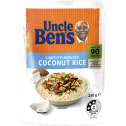 Photo of Uncle Ben's Coconut Rice 250g