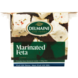 Photo of Delmaine Antipasto Marinated Feta 150g