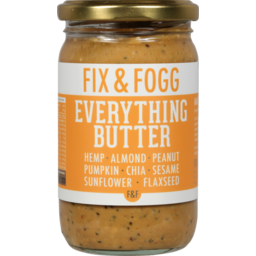 Photo of Fix And Fogg Everything Butter 275g