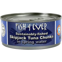 Photo of Tuna - Skipjack Steaks In Spring Water