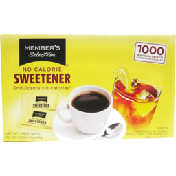 Photo of Member's Selection Sucralose Sweetener
