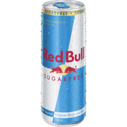 Photo of Red Bull Energy Drink, Sugar Free 250ml