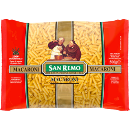 Photo of San Remo Macaroni 500gm