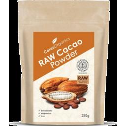 Photo of Ceres Organic Raw Cocoa Powder 250gm