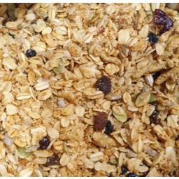 Photo of Organic Toasted Macadamia Muesli