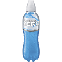 Photo of Powerade Zero Mountain Blast Sipper Cap 600ml