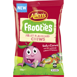 Photo of Allen's Frooties Fruit Flavoured Chews 150g