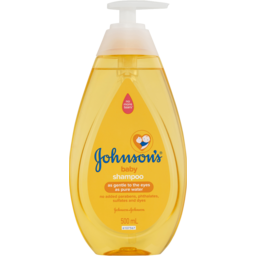 Photo of Johnsons Baby Shampoo 500ml