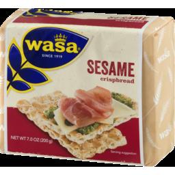Photo of Wasa Sesame Crispbread 200g
