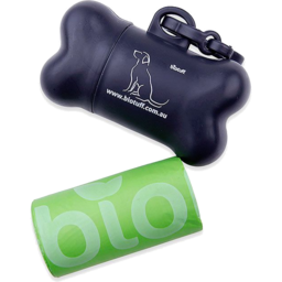 Photo of Biotuff Dog Waste Bags and Dispenser 30 Bags