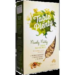 Photo of Table of Plenty Nicely Nutty Muesli
