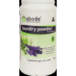 Photo of Abode Laundry Powder - Lavender & Mint 1kg
