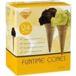 Photo of Altimate Party Cones 21s 75g