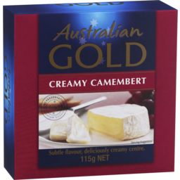 Photo of Australian Gold Cheese Long Life Camembert (115g)