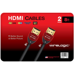 Photo of Wirelogic 8'hdmi Cable
