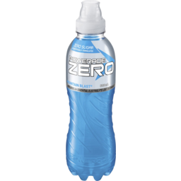 Photo of Powerade Zero Mountain Blast 600ml