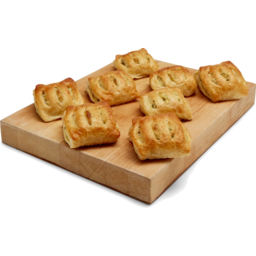 Photo of Pastries Cheese & Chive 8 Pack