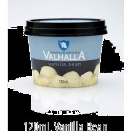 Photo of Valhalla 120ml Tub Vanilla Bean