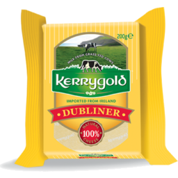 Photo of Ke-Cheddar Dubliner 200 G