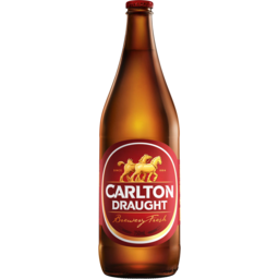 Photo of Carlton Draught 750ml Bottle