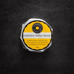 Photo of Barossa Triple Cream Brie 150g