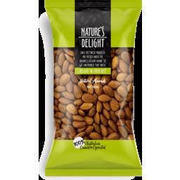 Photo of Nature's Delight Premium South Australian Almonds Natural 500g