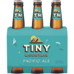Photo of Tiny Mountain Pacific Ale Bottle