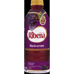 Photo of Ribena Blackcurrant Fruit Syrup 1 Litre