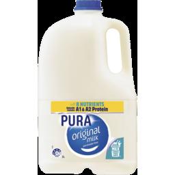 Photo of Pura Milk 3L