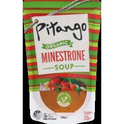 Photo of Pitango Organic Minestrone Soup 500g 500g