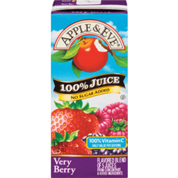 Photo of Apple & Eve Very Berry Juice