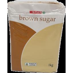 Photo of Spar Sugar Brown 1kg^