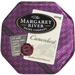 Photo of The Margaret River Dairy Company Camembert 200gm