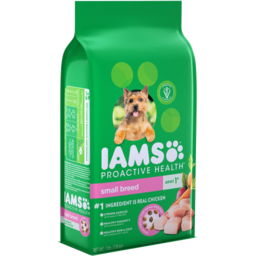 Photo of Iams Dog Small Breed Chicken 3.18kg